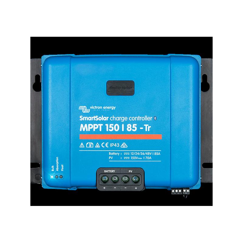 Контроллер заряда Victron Energy SmartSolar MPPT 150/ 85 - Tr (85A, 12/24/48 B)