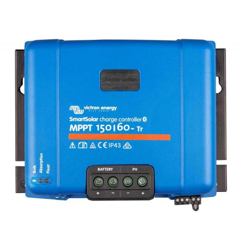 Контроллер заряда Victron Energy SmartSolar MPPT 150/60- Tr (60А, 12/24/48В)