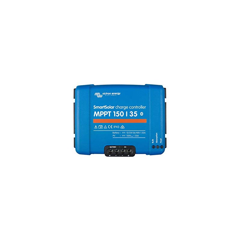 Контроллер заряда Victron Energy SmartSolar MPPT 150/35 - Tr