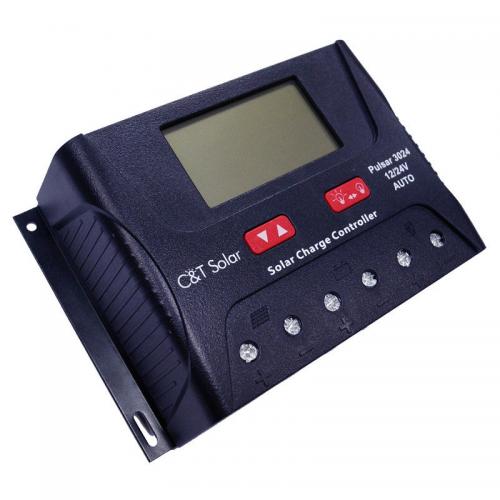 Контроллер заряда C&T Solar Pulsar 3024