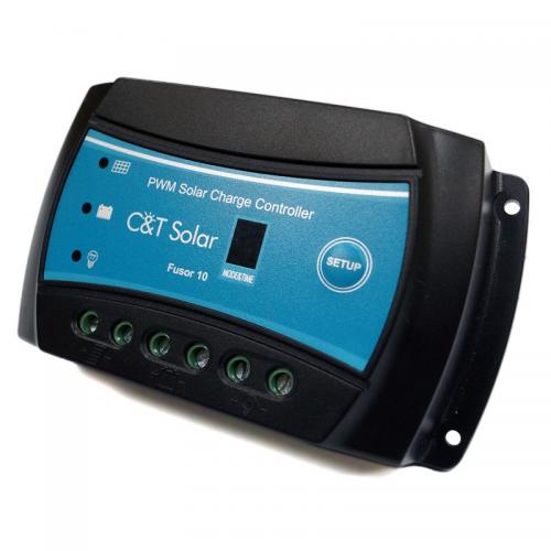 Контроллер заряда C&T SOLAR FUSOR 1024