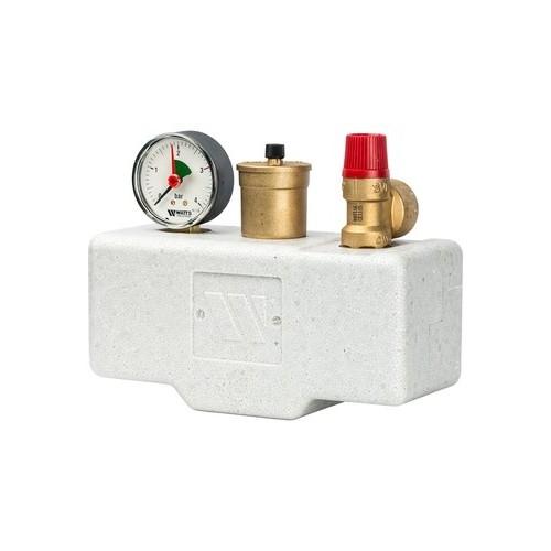 Группа безопасности котла KSG 30/25M - ISO80 до 200 кВт