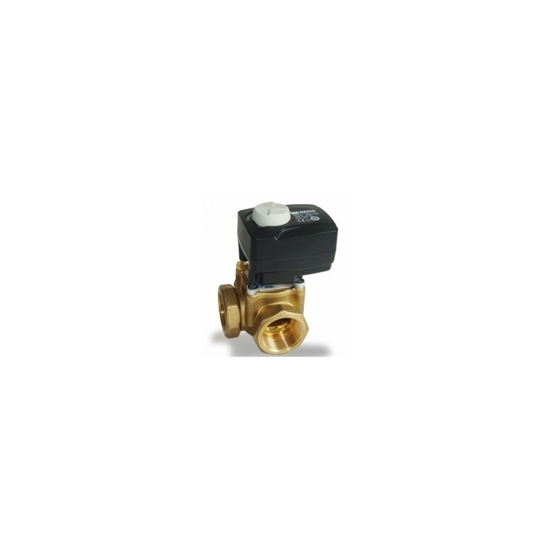 4-х ходовой смесительный клапан V4GB с приводом M60W 3/4 BP 4