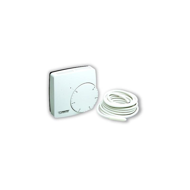 Комнатный термостат WFHT-DUAL с датчиком пола