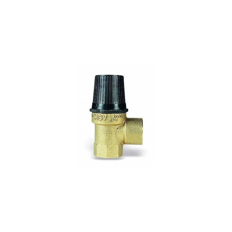 Предохранительный мембранный клапан MSL 1/2 3 BAR