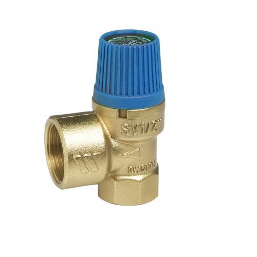 Предохранительный мембранный клапан SVW для водоснабжения