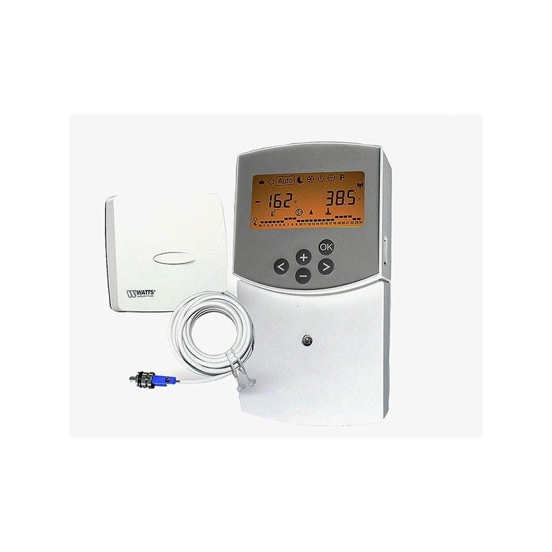 Контроллер Climatic Control с погодозависимым управлением