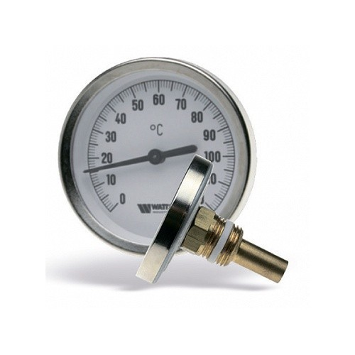 Термометр биметаллический F+R801 SD (TAS)