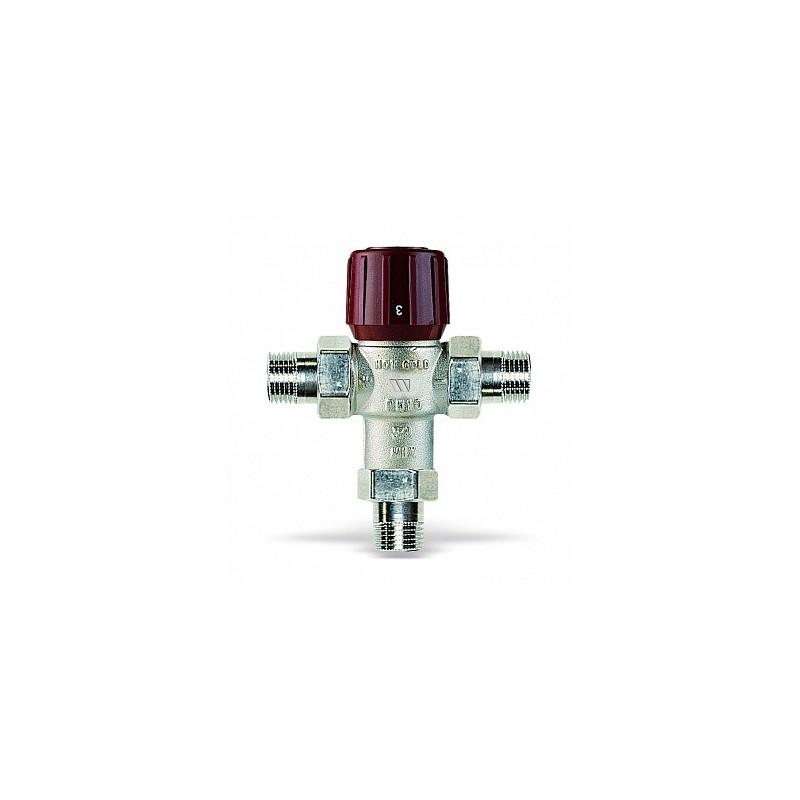 Термостатический смесительный клапан AQUAMIX 61CM (AM61C)