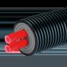 Предизолированная труба AustroISOL double 2-20