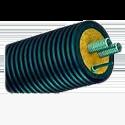предизолированная соларная труба AUSTROSOLAR А 200-2/DN 32, двойная с кабелем