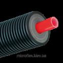 Предизолированная труба AustroISOL single кожух 175 мм