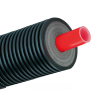 Предизолированная труба AustroISOL single кожух 125 мм