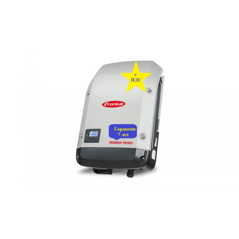 Инвертор сетевой Fronius PRIMO 5.0-1 (5 кВт, 1 фаза /2 трекера)