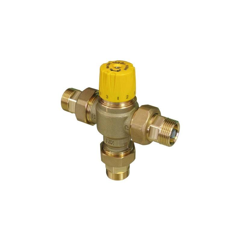 """Термосмесительный клапан 3/4"""" Н, Kv 1,7 m3/h"""