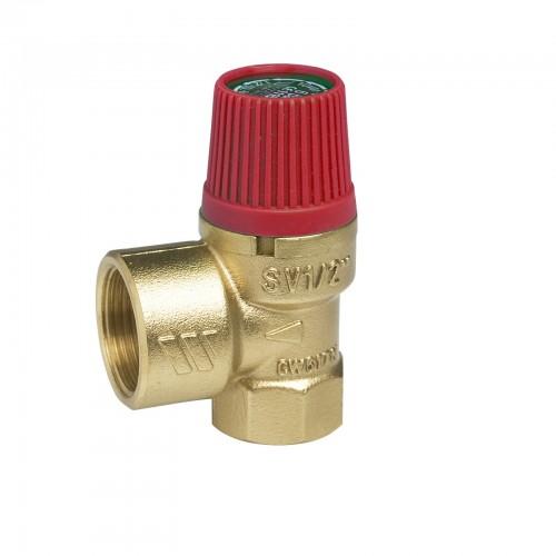 Предохранительный мембранный клапан SVH