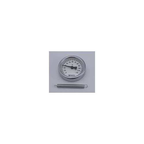 Термометр НАКЛАДНОЙ биметаллический 63, 0-120С