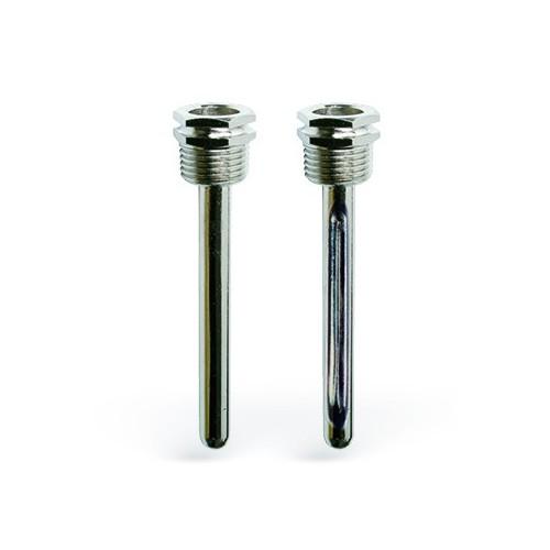 Погружная никелированная гильза TH для термостатов TC и TRB