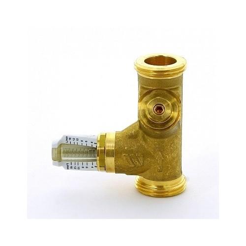 Балансировочный вентиль SRV AG WattFlow со встроенным расходомером