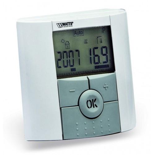 Электронный комнатный термостат BTDP на батарейках