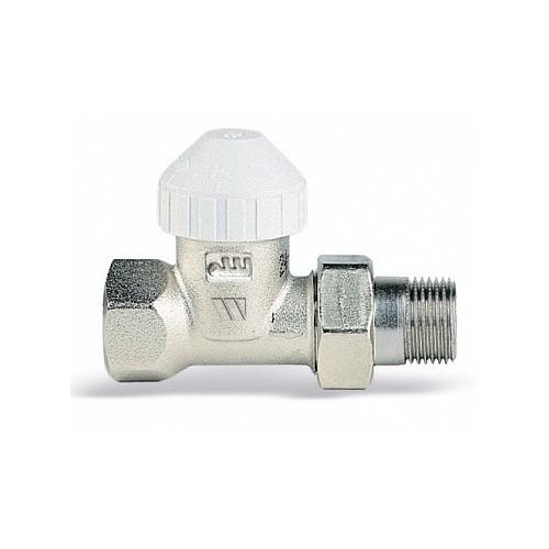 Термостатический вентиль прямой TVD