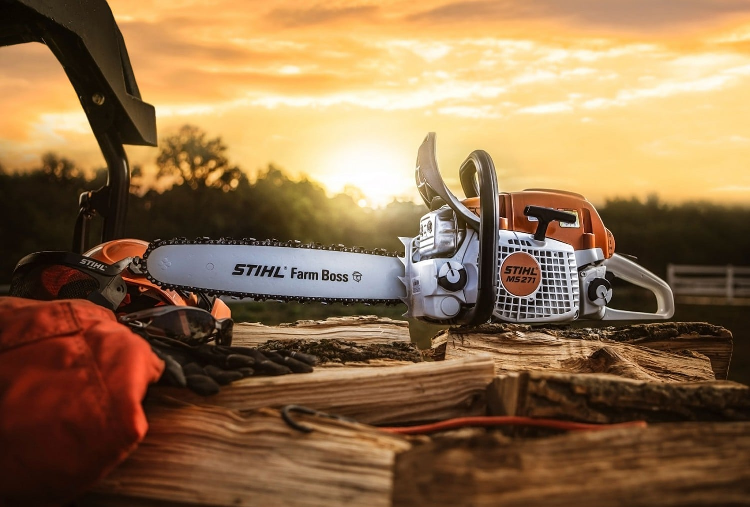 Stihl farm boss